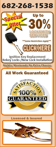 Lockout Services Bedford Tx